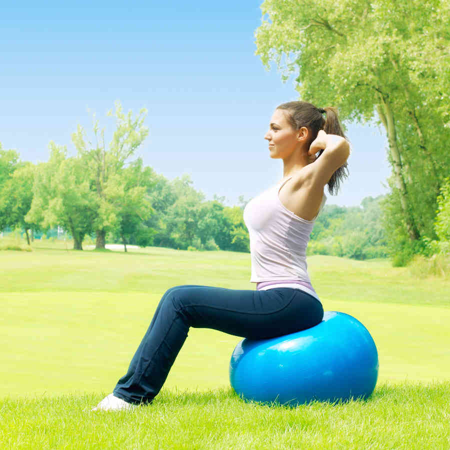 3 Benefits Of Using An Exercise Ball Dr Brian Floyd