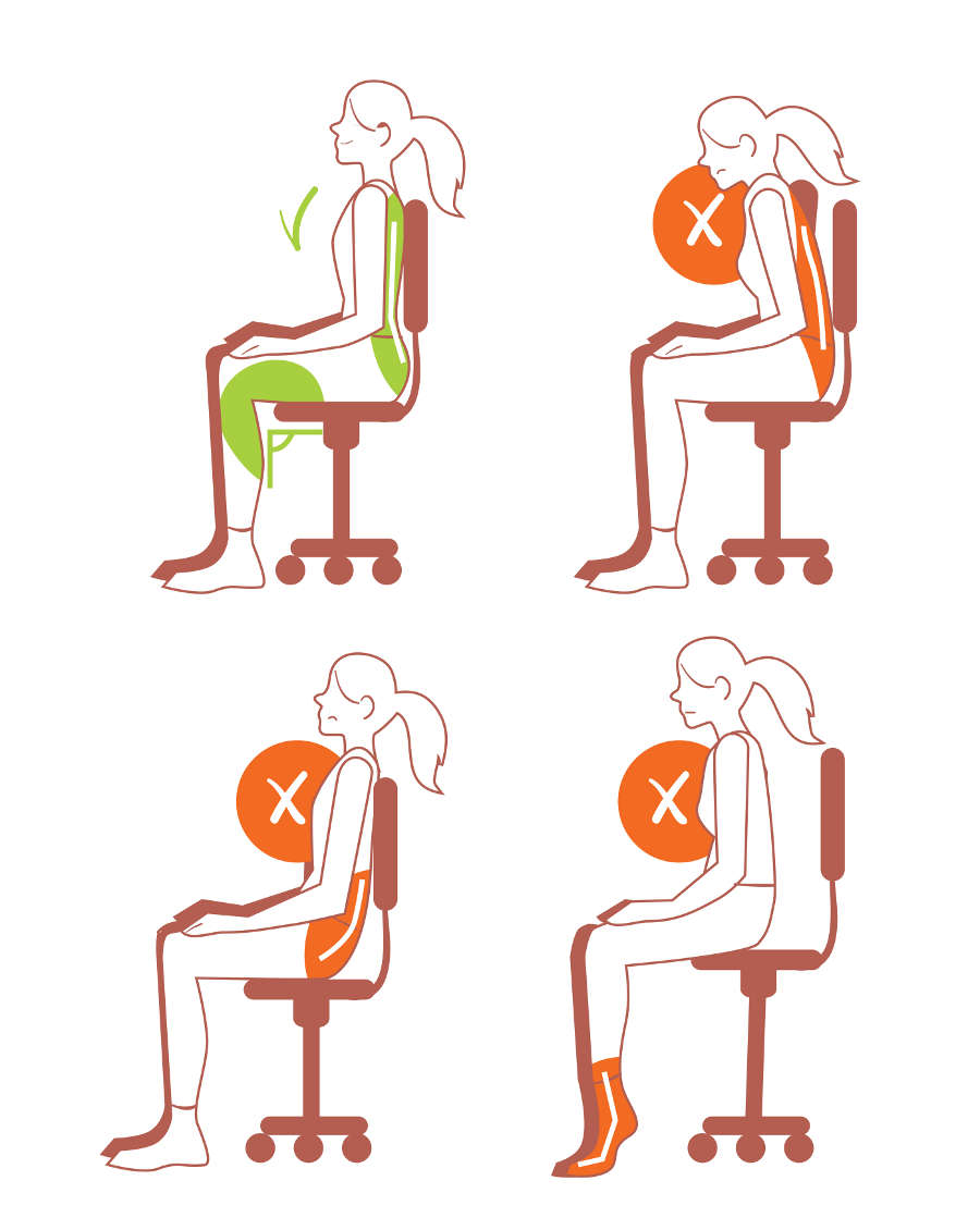 How to Relieve Back Pain at the Office